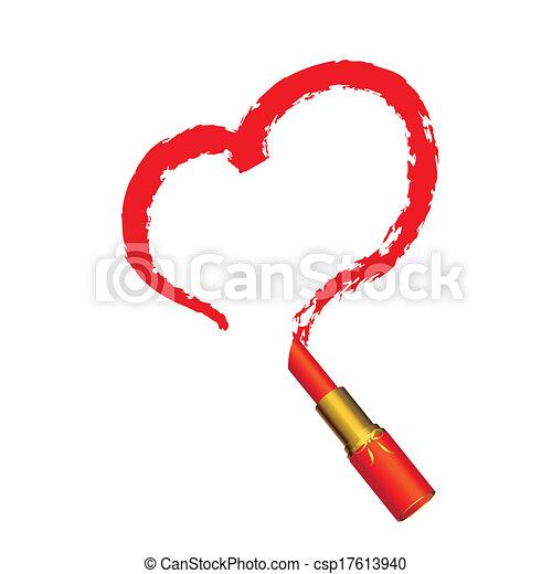 hearts design - csp17613940