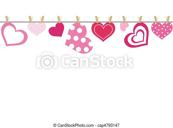 Hearts - csp4793147