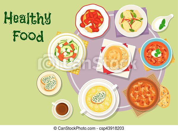 Hearty food icon for menu or recipe design hearty food for hearty food icon for menu or recipe design csp43918203 forumfinder Images