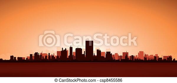 Heat City - csp8455586