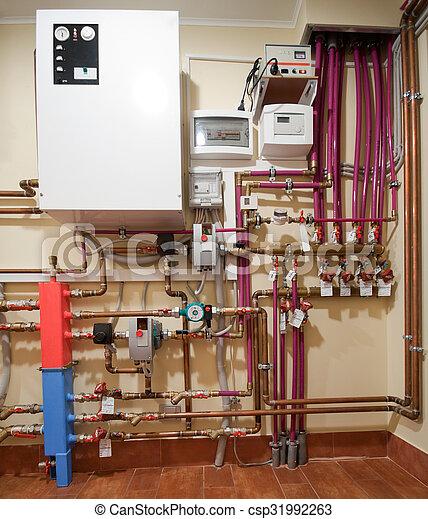 Heating system - csp31992263