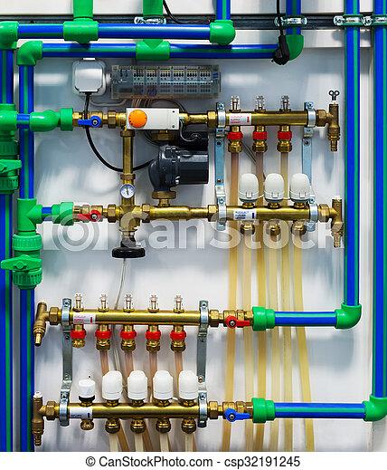 Heating system - csp32191245