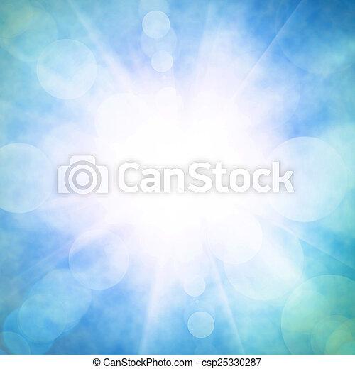 Heavenly Sky - csp25330287
