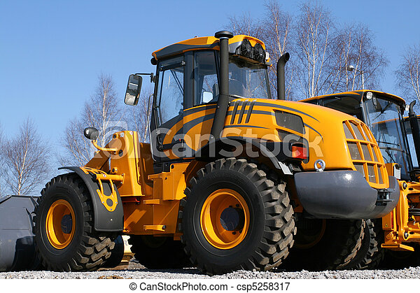 Heavy dozer - csp5258317