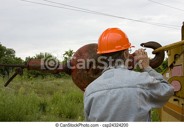 Heavy equipment construction - csp24324200