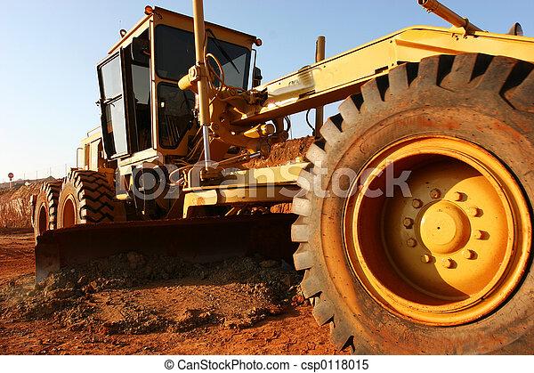 Heavy equipment - csp0118015