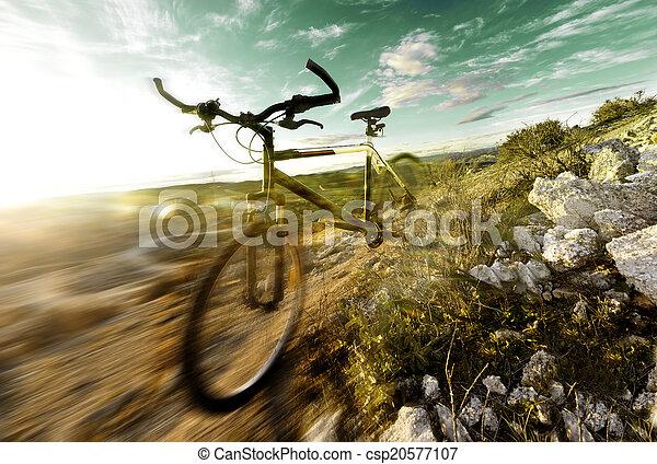 hegy bicikli - csp20577107