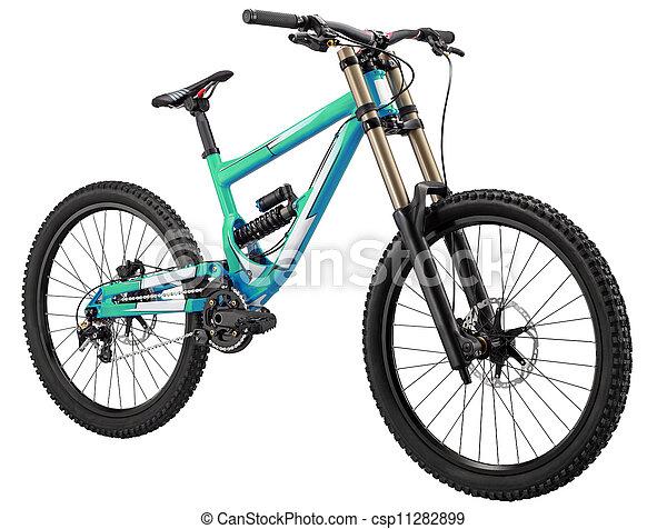hegy bicikli - csp11282899