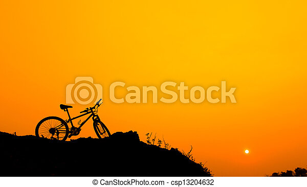 hegy bicikli - csp13204632