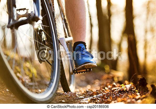 hegy biker - csp20186936