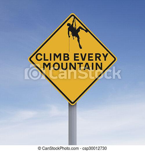 hegy mászik, mind - csp30012730
