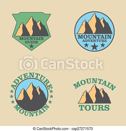 hegyek, állhatatos - csp27271570