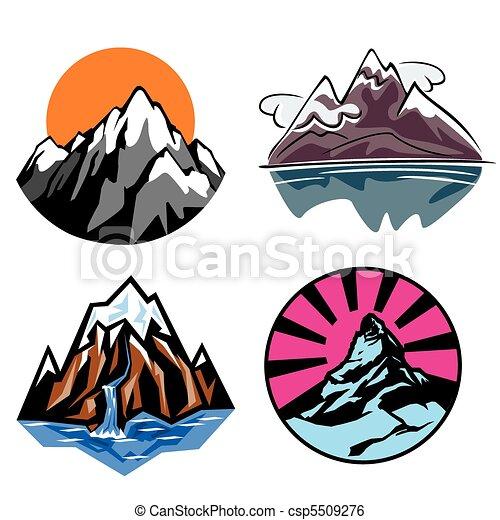 hegyek - csp5509276