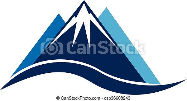hegyek, jel - csp36608243