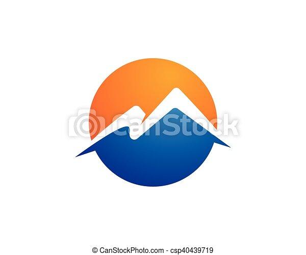 hegyek, jel - csp40439719