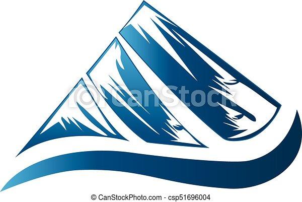 hegyek, jel - csp51696004
