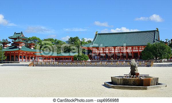 Heian Shrine - csp6956988