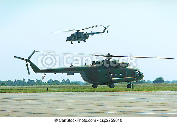 helicopter - csp2759010