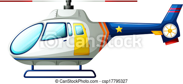Helicopter - csp17795327