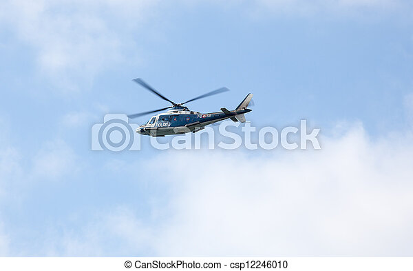 Helicopter - csp12246010
