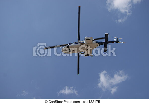 Helicopter - csp13217511
