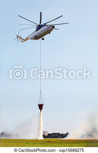 helicopter - csp15666275