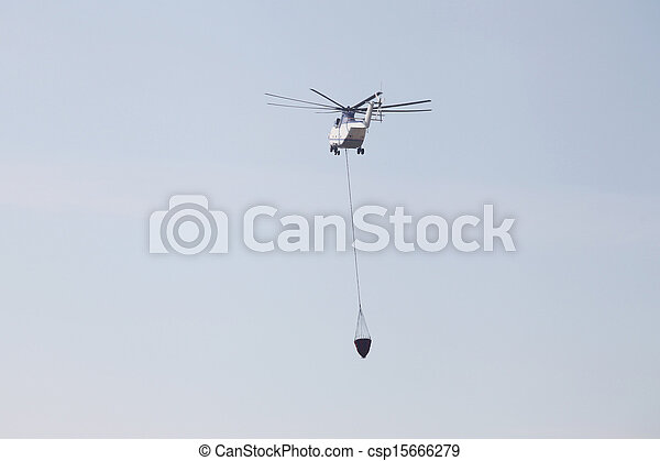 helicopter - csp15666279
