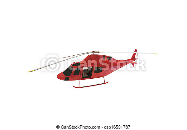 helicopter - csp16531787