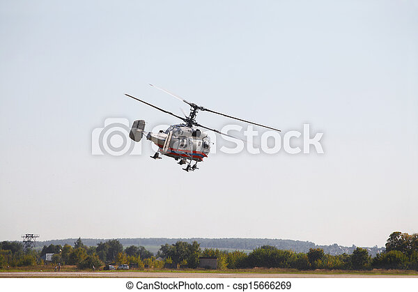 helicopter - csp15666269