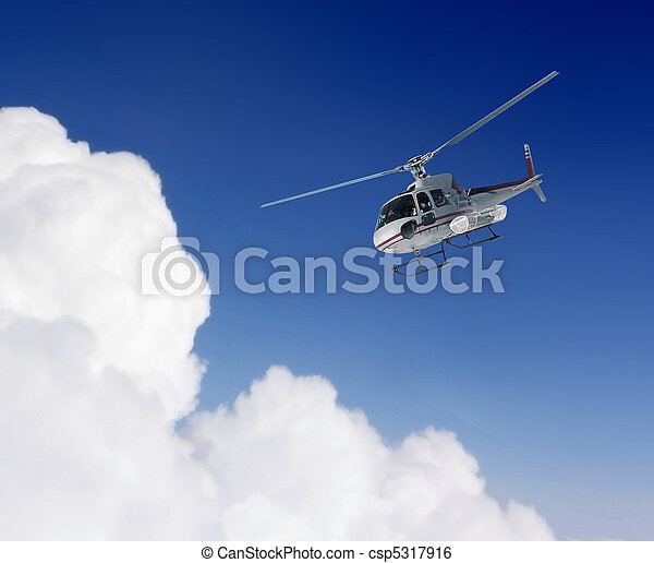 Helicopter - csp5317916