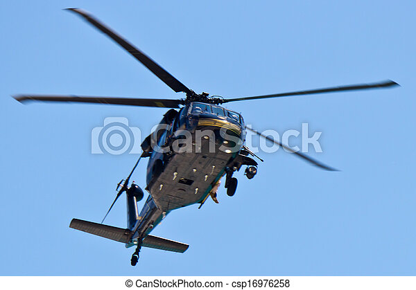 Helicopter  - csp16976258