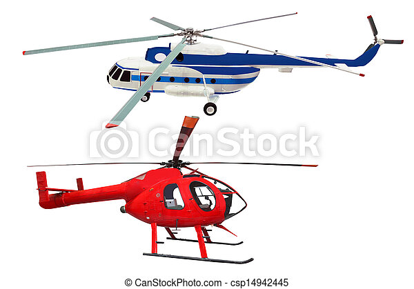 helicopter - csp14942445