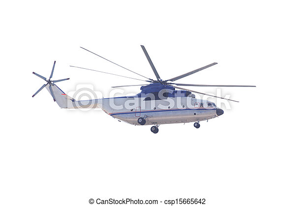 helicopter - csp15665642