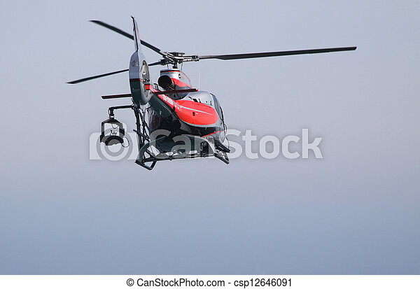 Helicopter - csp12646091