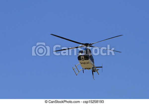 Helicopter - csp15258193