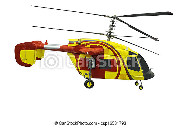 helicopter - csp16531793