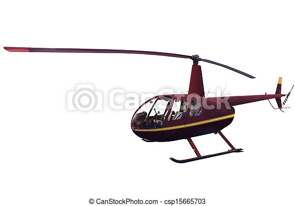 helicopter - csp15665703
