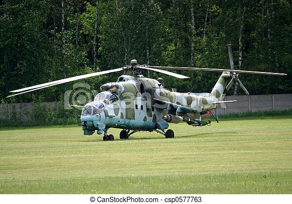Helicopter - csp0577763