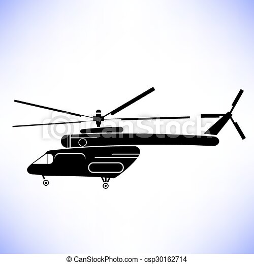 Helicopter - csp30162714