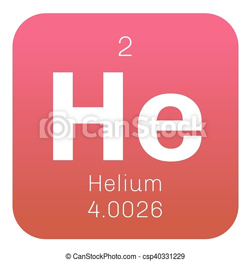 Helium Chemical Element Helium Is A Colorless Odorless Tasteless