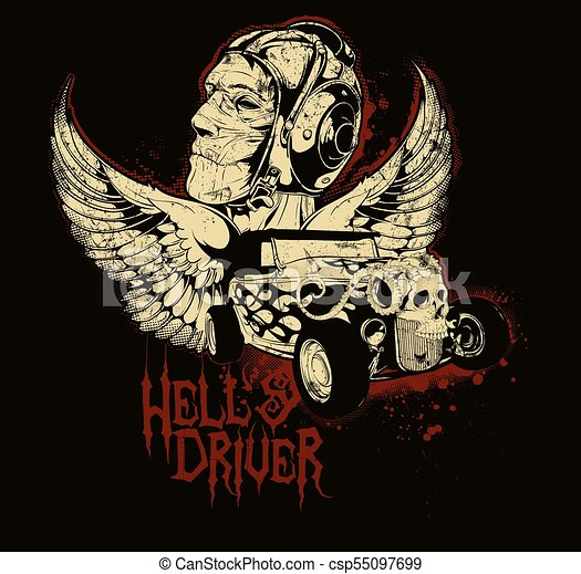 Hell driver - csp55097699