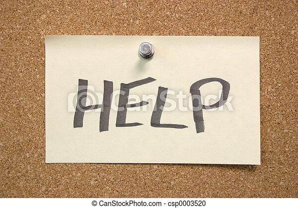 Help - csp0003520