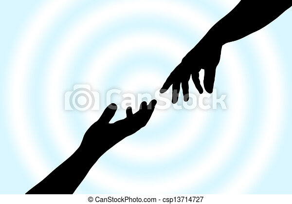 helping hands rh canstockphoto com helping hands clipart helping hands black and white clipart
