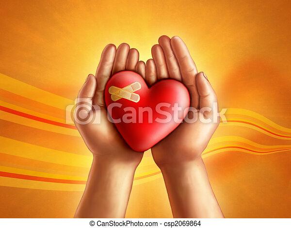 Helping hands - csp2069864