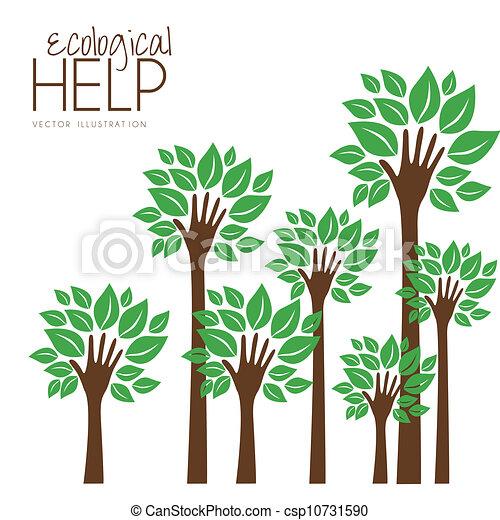 helping nature - csp10731590