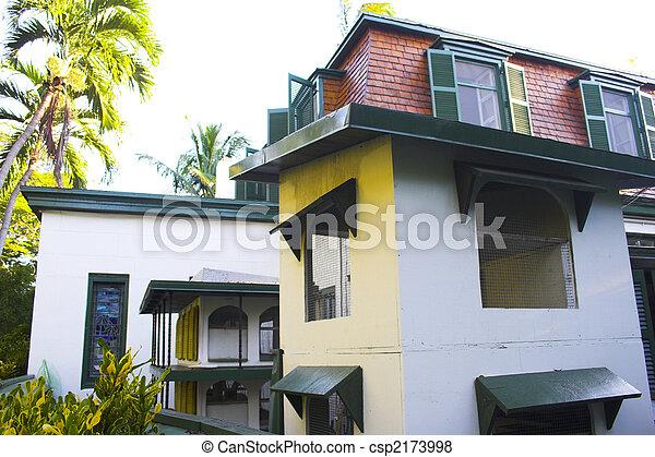 Hemingway house - csp2173998