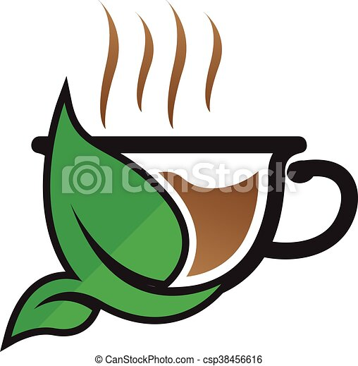vector design of herbal tea cup vector clip art search rh canstockphoto com cup vector icon cup vector free