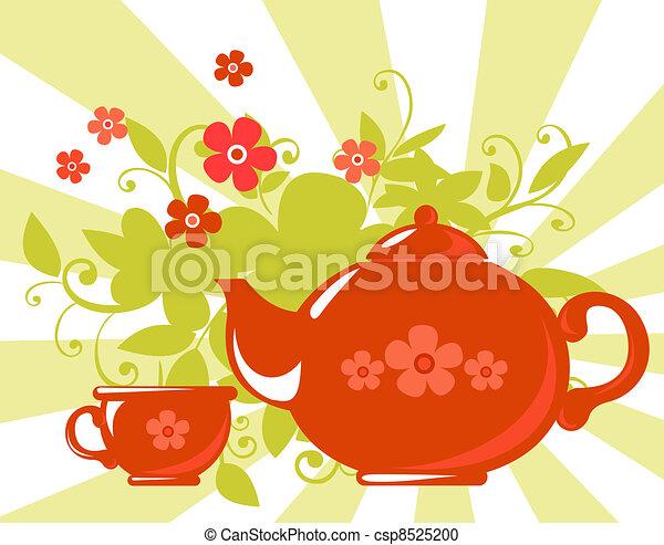 herbal tea - csp8525200