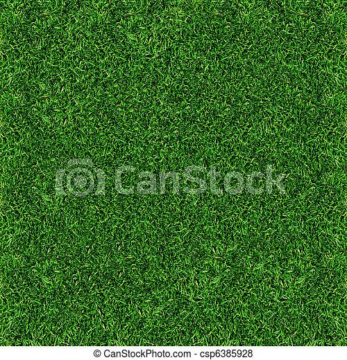 herbe, fond - csp6385928