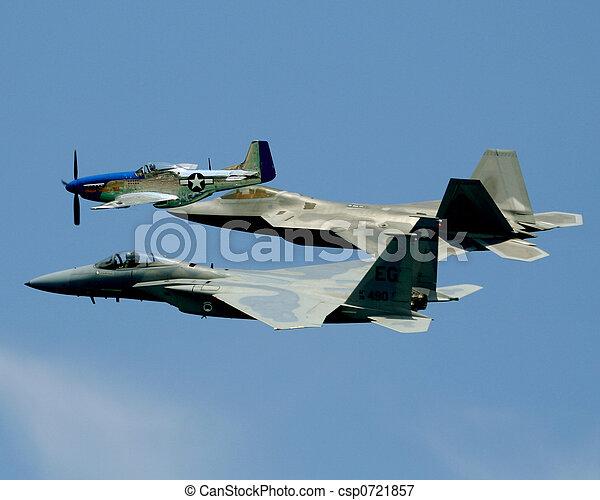Heritage flight - csp0721857